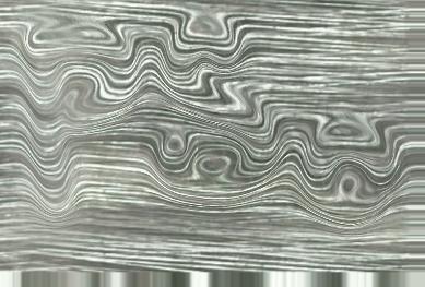 texture déformée