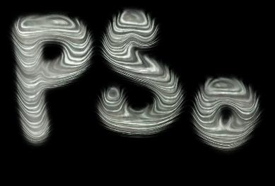 forme seul avec ombre